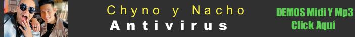 Chyno y Nacho - Antivirus midi instrumental mp3 karaoke