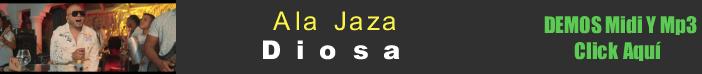 Ala Jaza Diosa midi instrumental mp3 karaoke