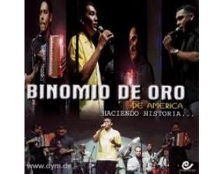 Binomio De Oro - Momentos De Amor